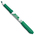 BIC® Intensity® Low-Odor Pocket Dry-Erase Markers - Bullet Tip - Box of 12 - Green