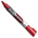 BIC® Intensity® Advanced Tank Dry-Erase Markers - Chisel Tip - Box of 12 - Red