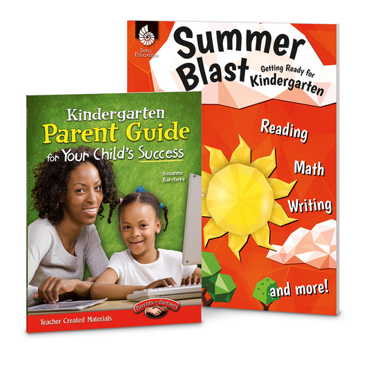 Summer Blast: Getting Students and Parents Ready - Grade PreK-K
