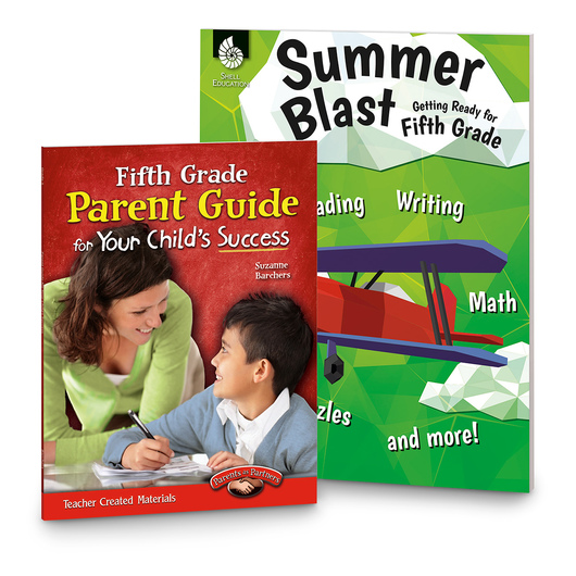 Summer Blast: Getting Students and Parents Ready - Grade 4-5