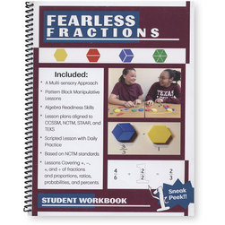 Fearless Fractions™ - Student Edition