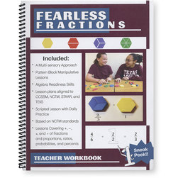 Fearless Fractions™ - Teacher Edition