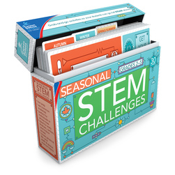 STEM Seasonal Challenge Cards