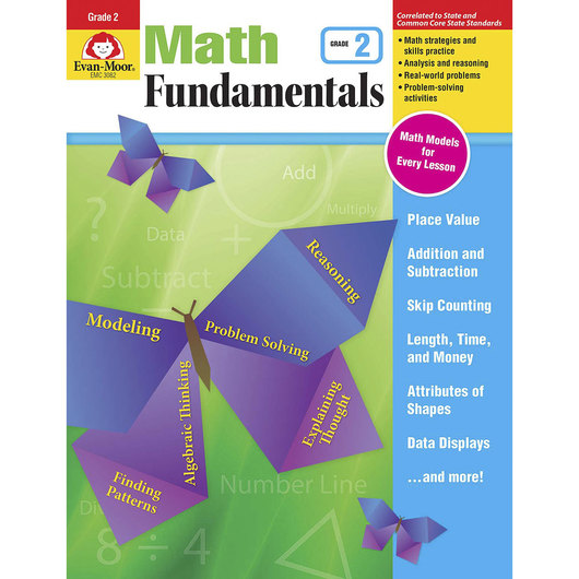 Math Fundamentals - Grade 2