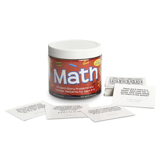 Math in a Jar®