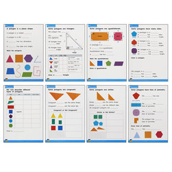 Math Posters - Two-Dimensional Shapes