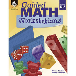 Guided Math Workstations - Grades K-2