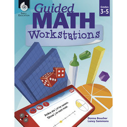 Guided Math Workstations - Grades 3-5