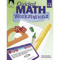 Guided Math Workstations - Grades 6-8
