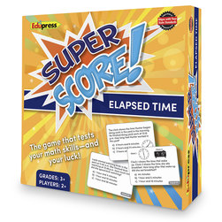 Super Score™ Elapsed Time Game
