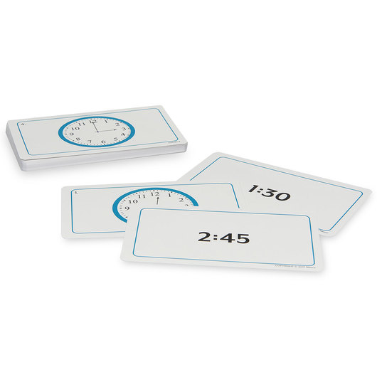 Nasco Elapsed Time Activity Cards