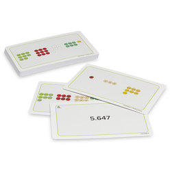 Nasco Place Value Activity Cards - Grades 3-6