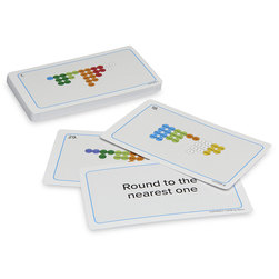 Nasco Place Value Activity Cards - Grades 5-8