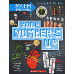 Math Everywhere Book, Your Numbers Up