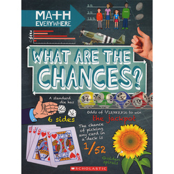 Math Everywhere Book, What Are the Chances?
