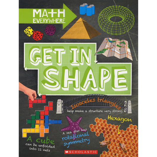 Math Everywhere Book - Get in Shape