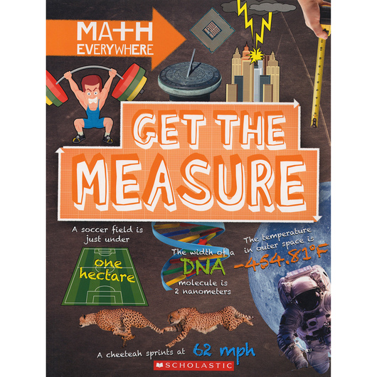 Math Everywhere Book - Get the Measure