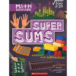 Math Everywhere Book, Super Sums
