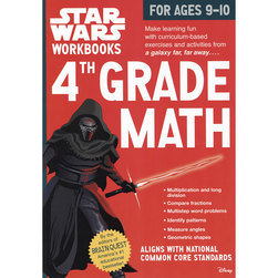 Star Wars® Math Workbooks