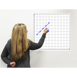 Easy Cling Graph - 1st Quadrant