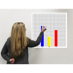 Easy Cling Graph - 20 x 20 Grid