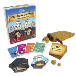 Potato Pirates™ Card Game