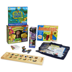 Beginner Math Game Set
