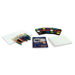 Math Art Integration Kits: Series 1 - Gr. 5: Geometry