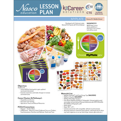 MyPlate - Lesson Plan Volume 19