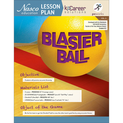 Blaster Ball - Lesson Plan Volume 5