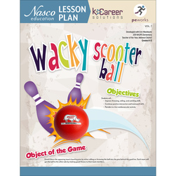 Wacky Scooter Ball - Lesson Plan Volume 7