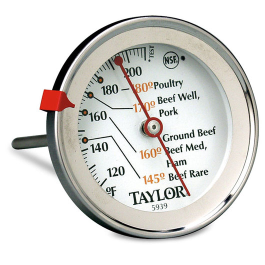 Taylor® Meat Dial Thermometer