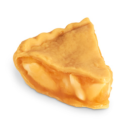 Nasco Pie Food Replica - Apple