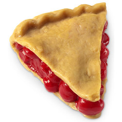 <strong>Life/form®</strong> Cherry Pie Food Replica