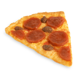 Life/form Sausage and Pepperoni Pizza Food Replica