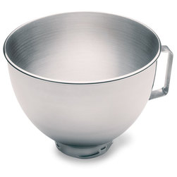 Stainless Steel Bowl for KitchenAid® Classic Stand Mixer, 4-1/2qt.