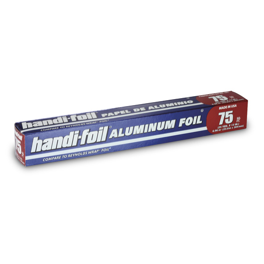 Aluminum Foil - 12 in. x 75 ft. Roll