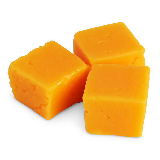 Nasco Cheese Cubes Food Replica