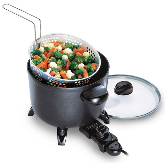 Presto® Kitchen Kettle™ Multi Cooker | Rice & Slow Cookers ...