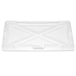 Nasco Plastic Small Tote Tray Lid