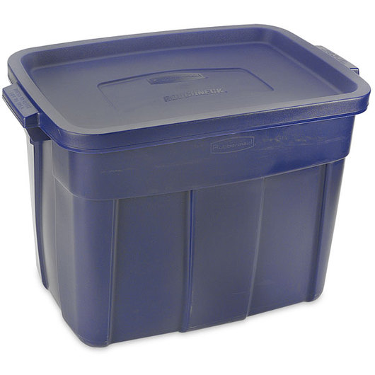 Rubbermaid® Roughneck® Storage Container - 18-Gal.