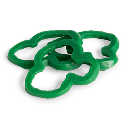 Nasco Pepper Rings Food Replica - Green