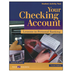 Your Checking Account: Lessons in Personal Banking Book