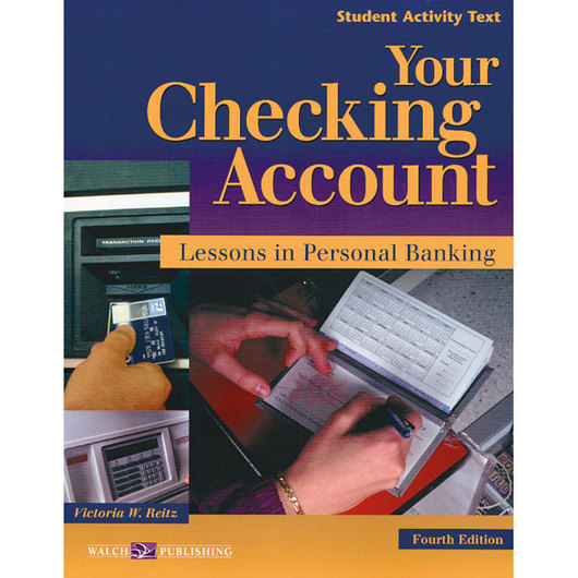 Your Checking Account: Teacher Book
