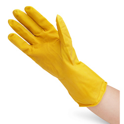 Hand Care Latex Gloves
