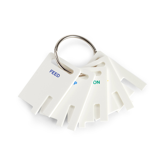 Ready-or-Not Tot® Student Keys