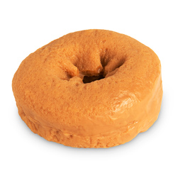 Nasco Doughnut Food Replica - Unfrosted