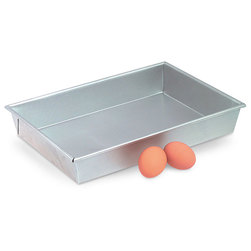 Chicago™ Metallic Commercial™ II Bakeware - Bake 'n Roast Pan