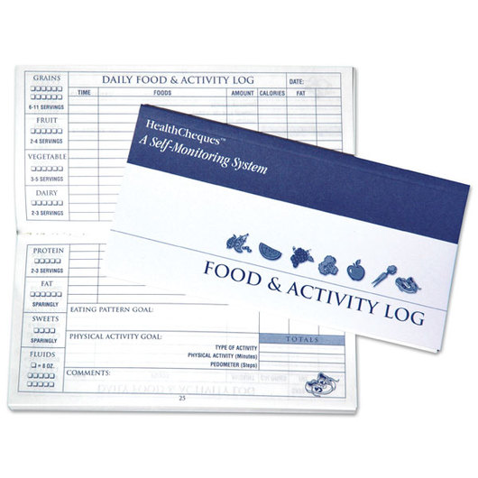 HealthCheques™ Four-Week Food & Activity Log
