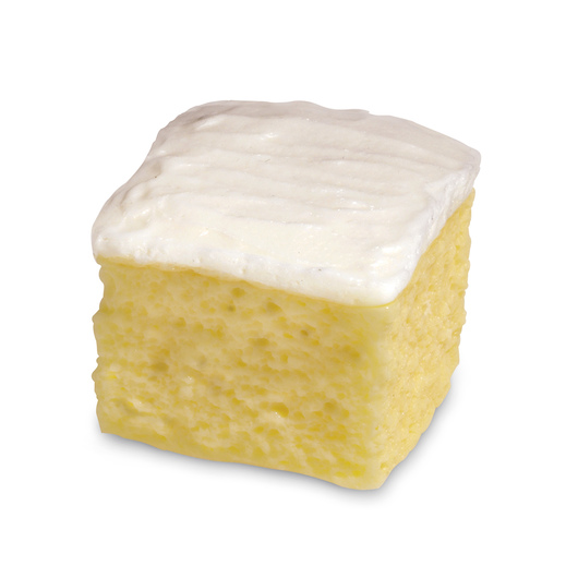 Nasco Cake Food Replica - Yellow